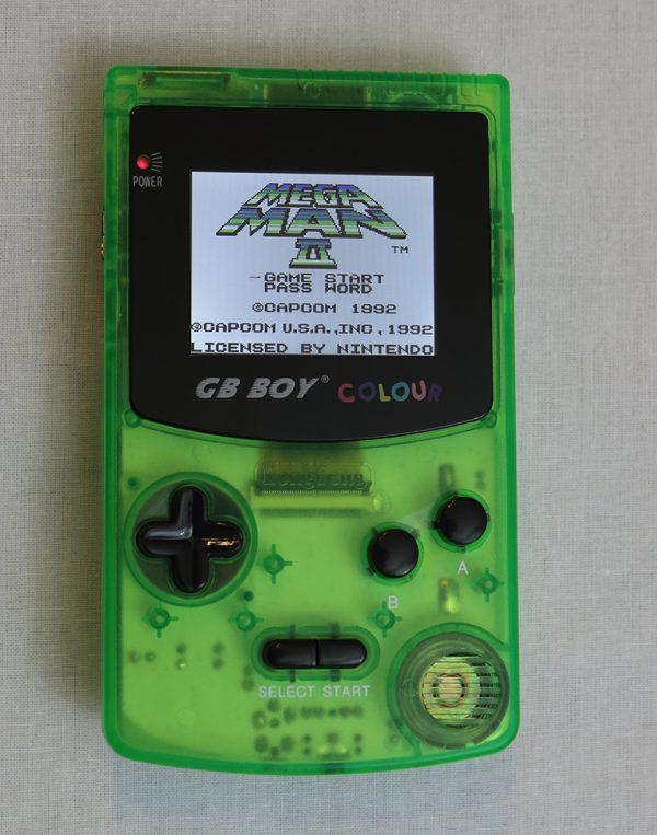 gb boy green